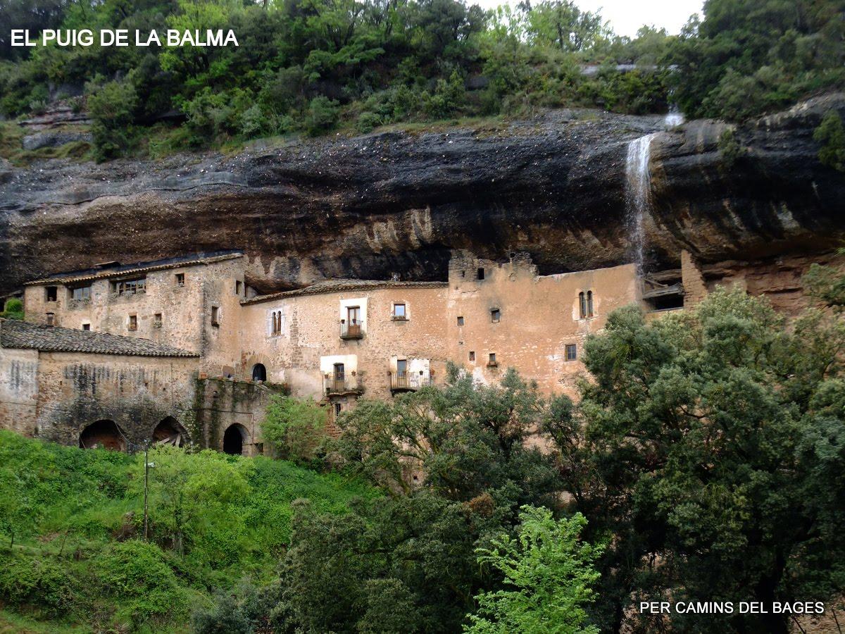 Экскурсии, El Puig de la Balma, terralona
