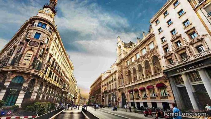 Барселона-город мечты.