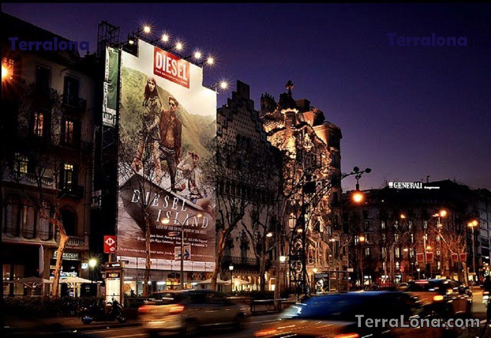 Шоппинг в Барселоне.