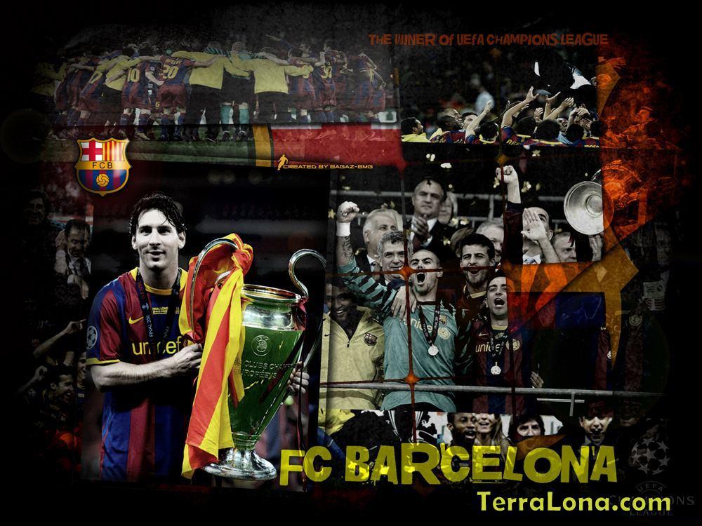 Герб футбольного клуба Барселона