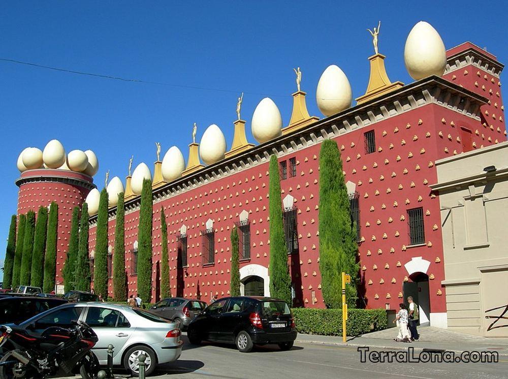 Музей великого Дали.
