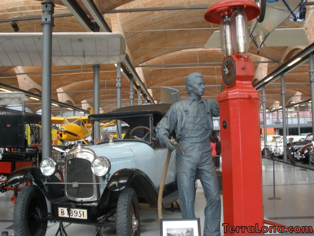 Музей автомобилей в  Андорре.