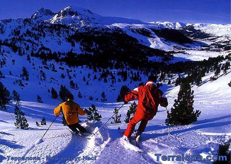 Андорра горнолыжные курорты энкамп