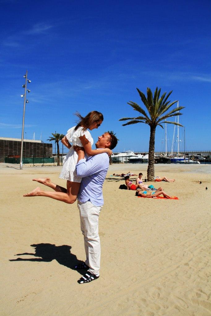 Фото из Барселоны