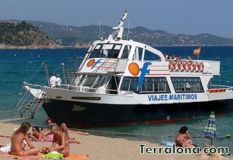 Viajes Maritimos