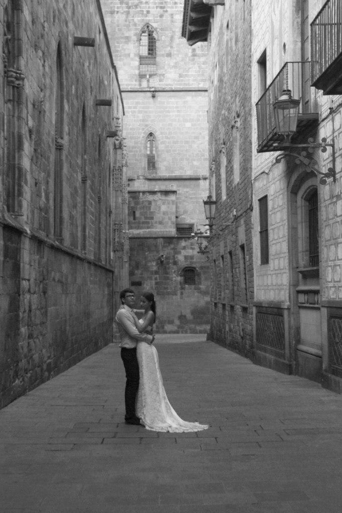 Свадебный фотограф в Барселоне