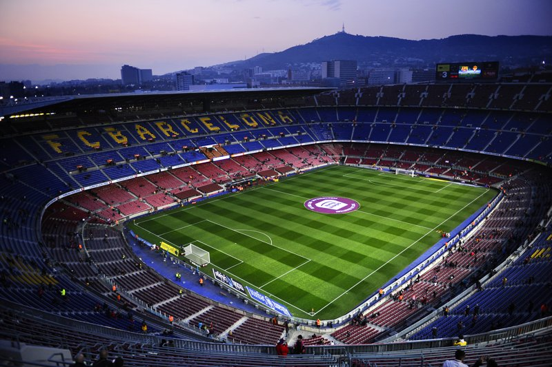 stadion barselony