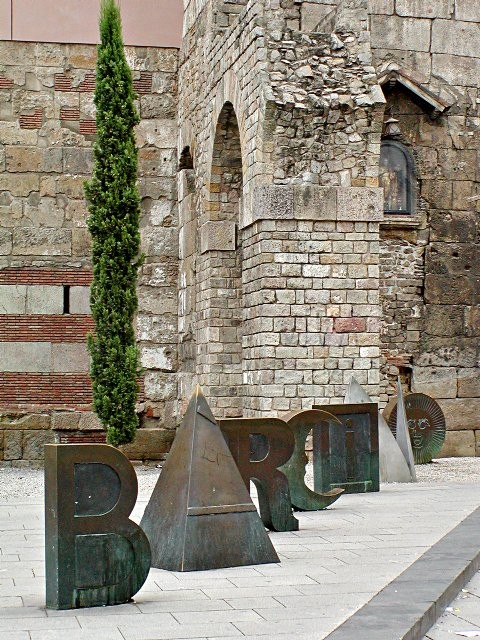 Barcino de Joan Brossa Terralona