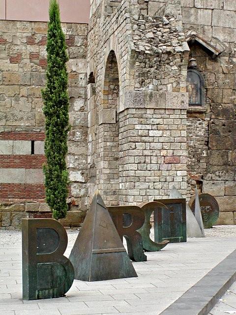Barcino, de Joan Brossa