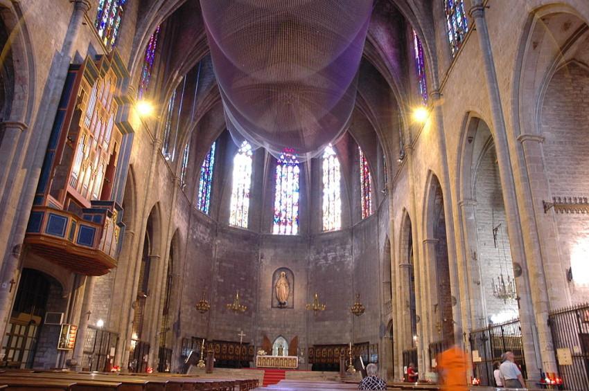Santa Maria del Pi-vnutri