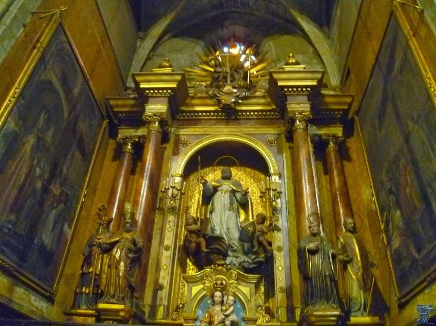 Basílica dels Sants Màrtirs Just i Pasto