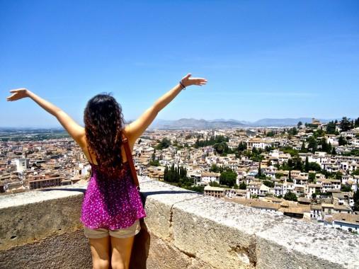 Андалусия (Испания) - солнце, радость и любовь