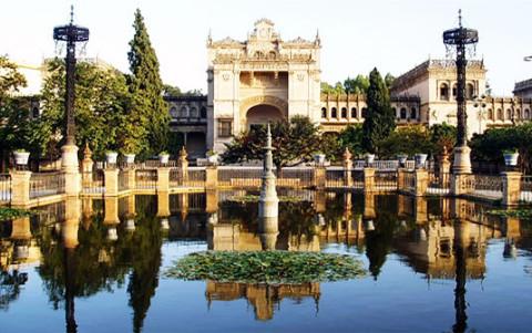 Дворец Алькасар (Севилья)