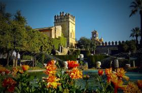 Крепость и сад Алькасар в Кордове