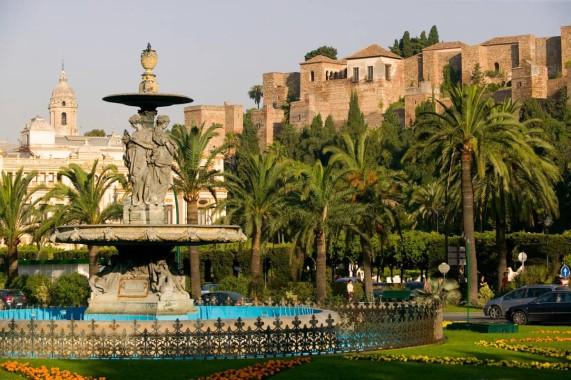 Малага Андалусия