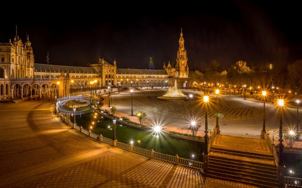 Площадь Испании (Севилья)