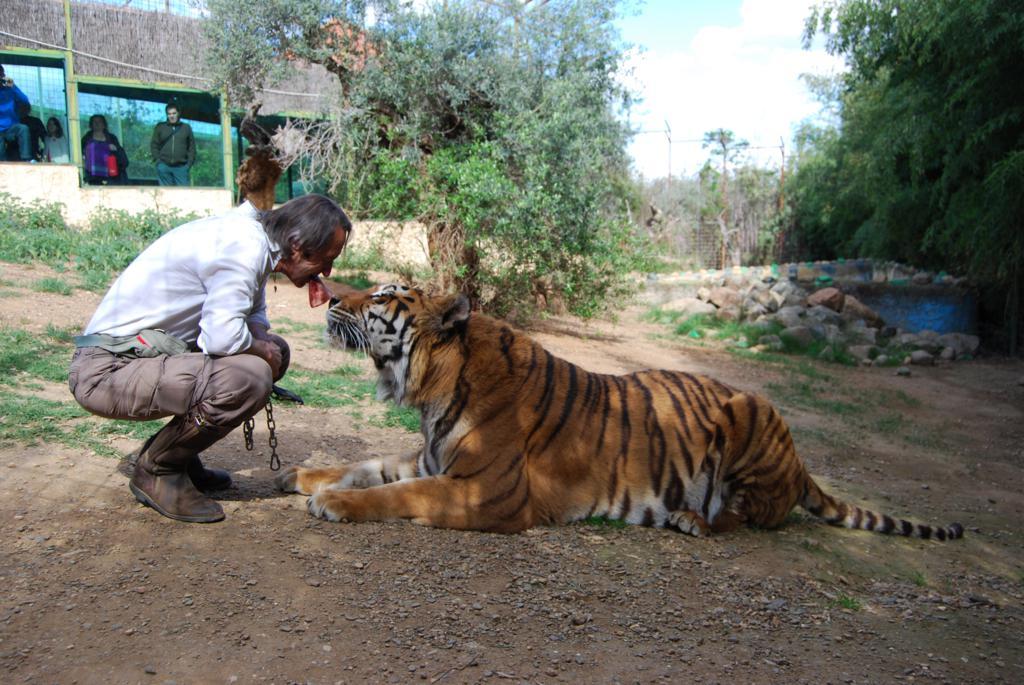 Севильский зоопарк