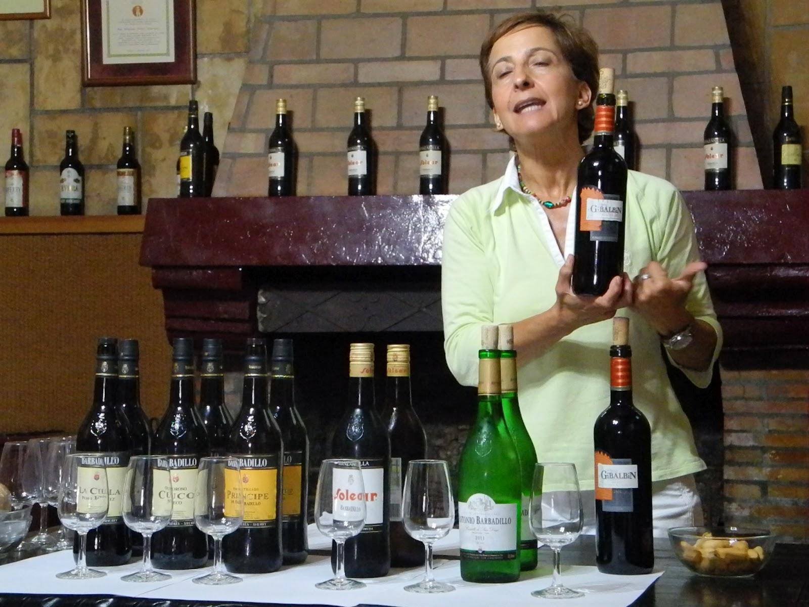 Андалусия - мекка крепленых вин