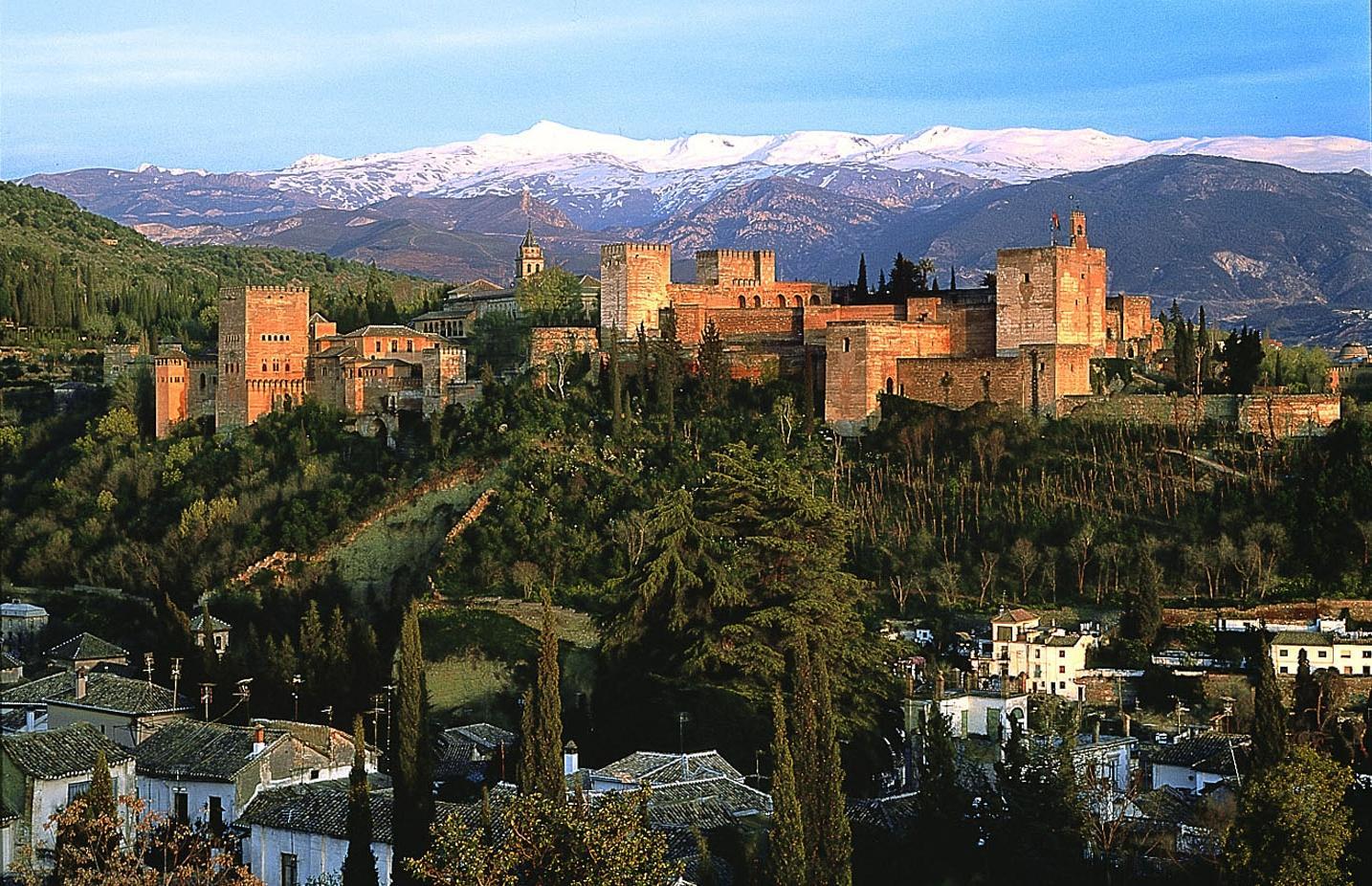 Сердце Андалусии - Гранада