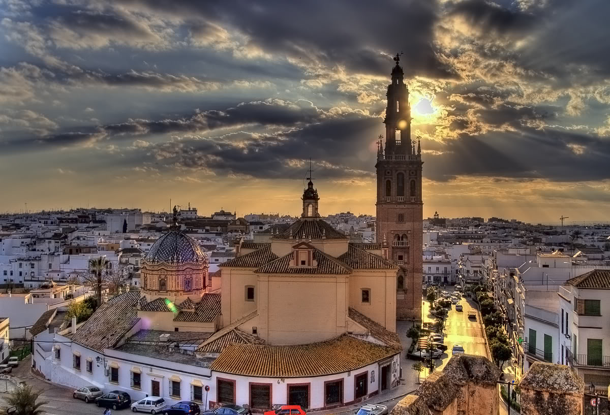 Сердце Андалусии - Севилья