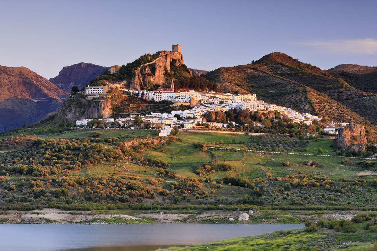 Сердце Андалусии - гармония природы и городов (Pueblos Blancos)