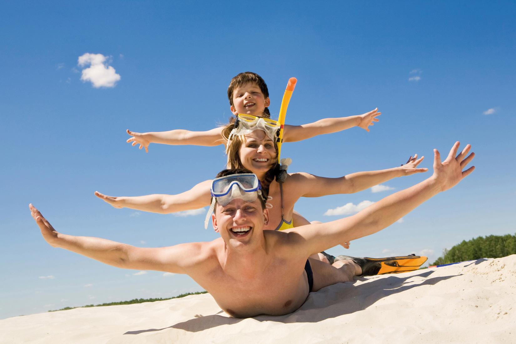 Андалусия - чудесный пляжный отдых для всей семьи