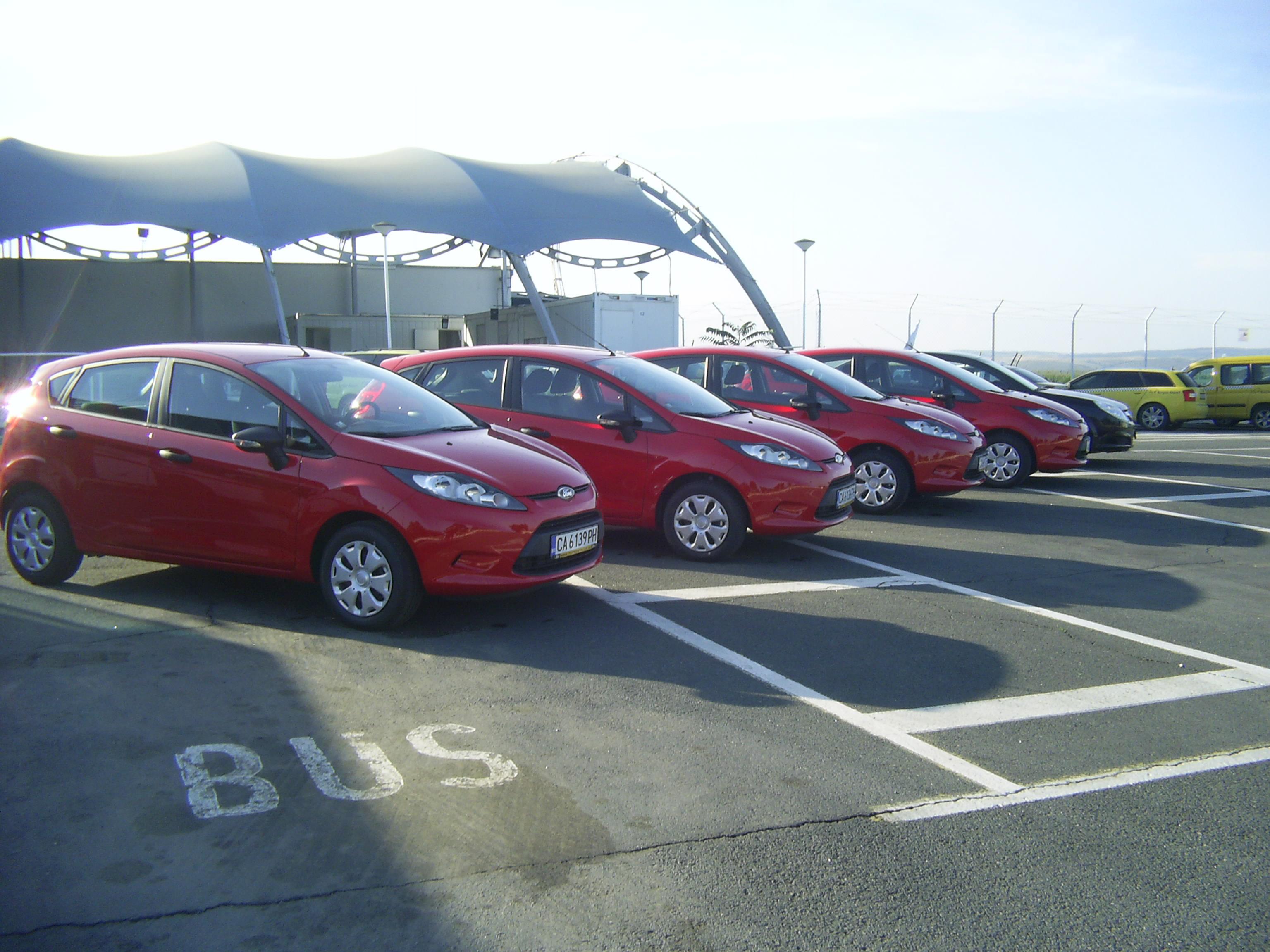 Аренда автомобилей в Андалусии