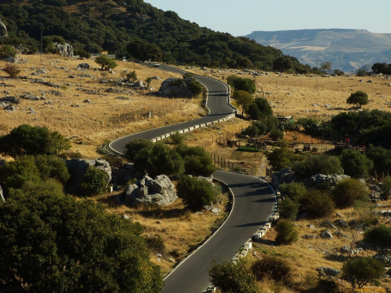 Дороги Андалусии