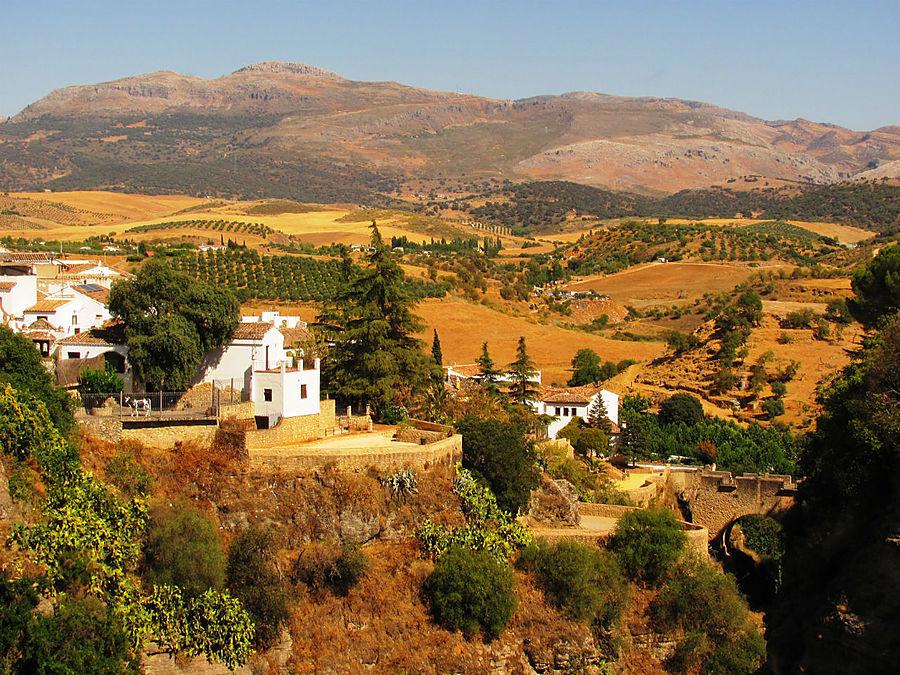 Красоты Андалусии