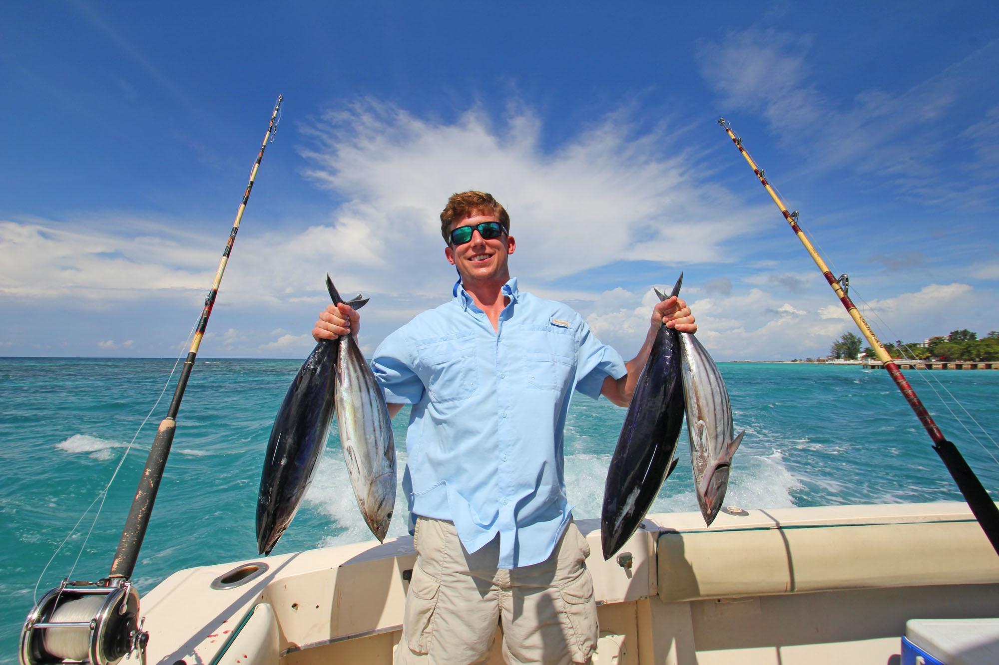 Морская рыбалка в Андалусии