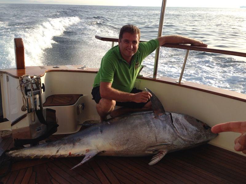 Рыбалка в Марбелье