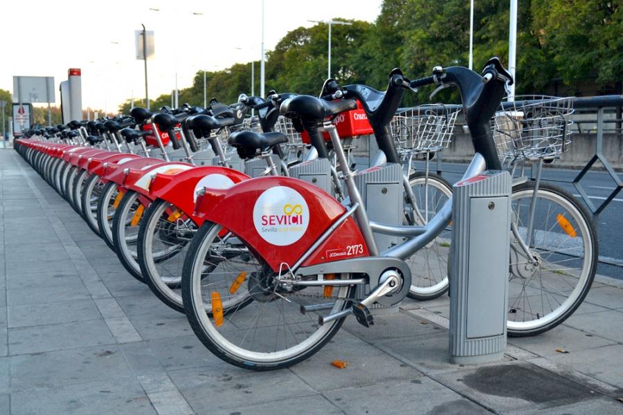 Велопрокат Rent a Bike - Севилья, Андалусия