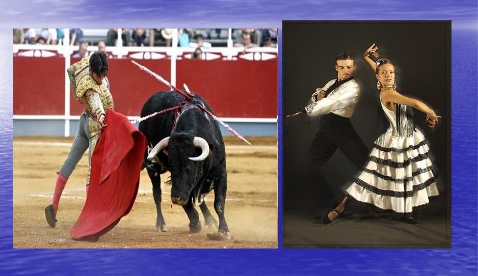 Коррида и фламенко - символы Андалусии и Испании