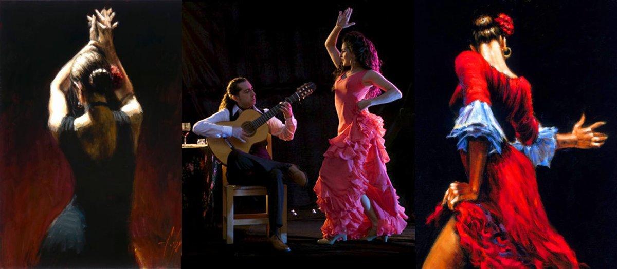 Фламенко в Андалусии