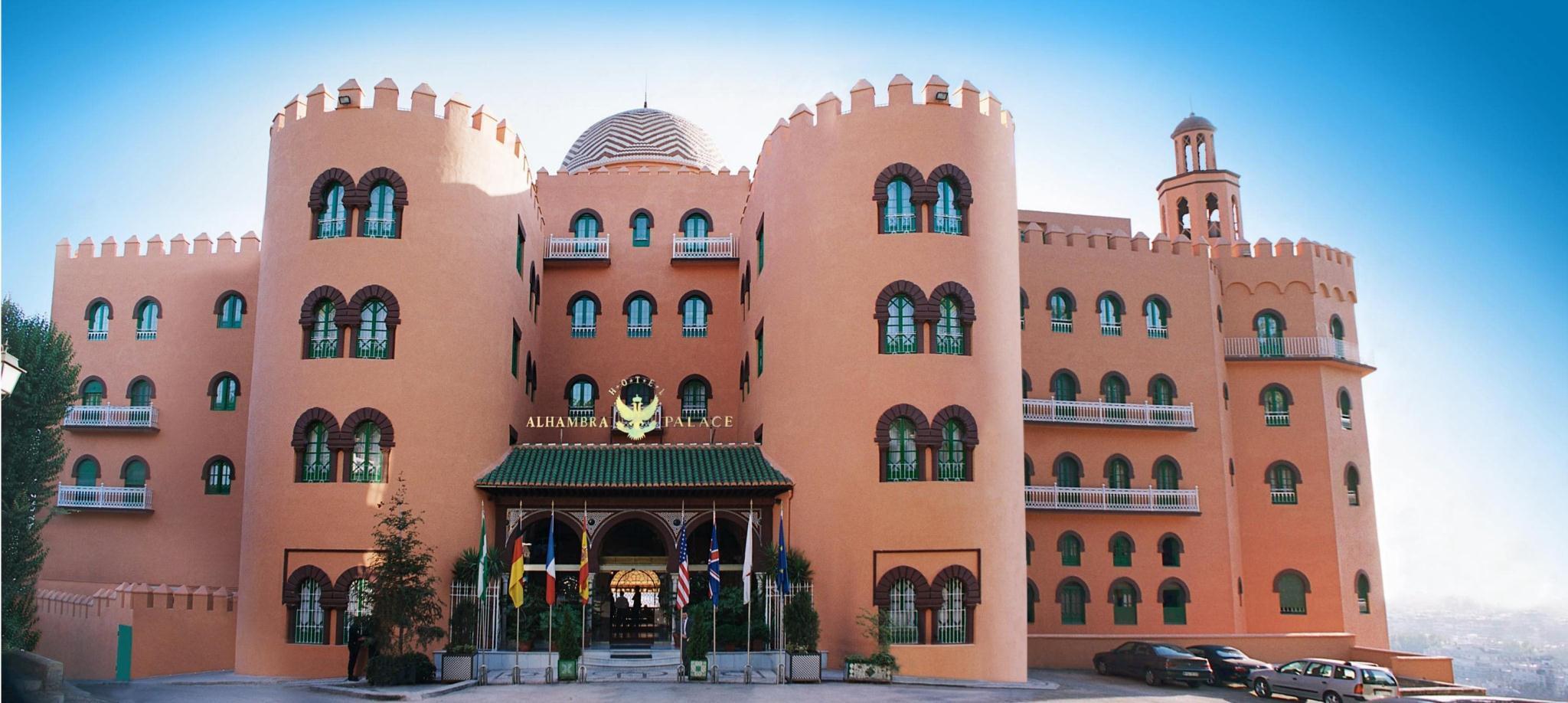 Отель Alhambra Palace