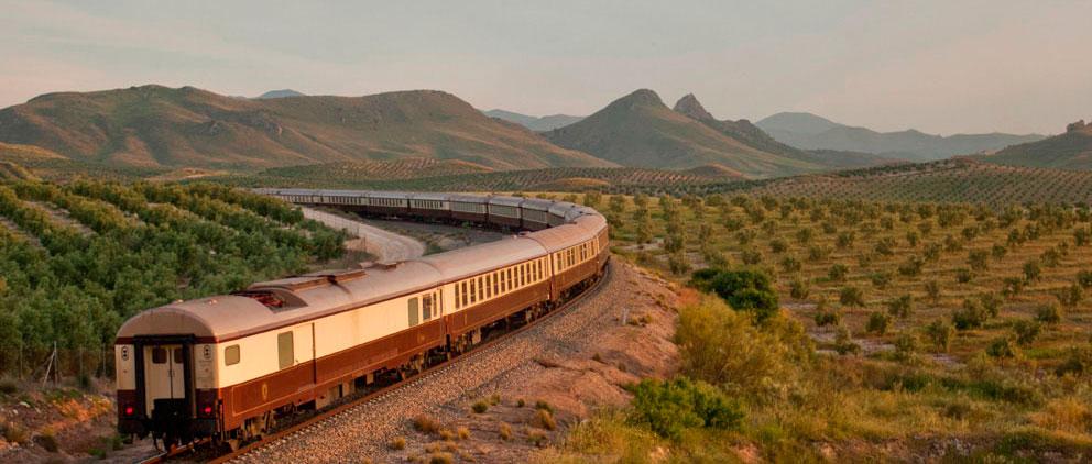 Поезд-отель Аль-Андалус