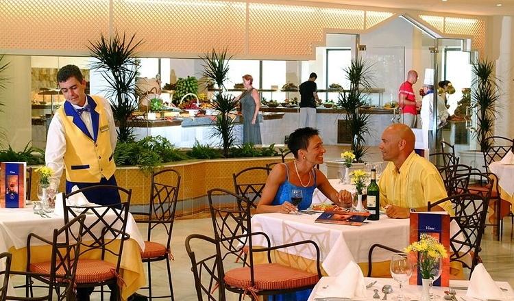 Сервис в отелях Андалусии