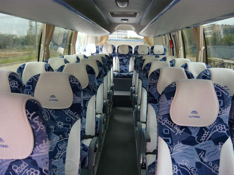 Фото члена в автобусе 17 фотография