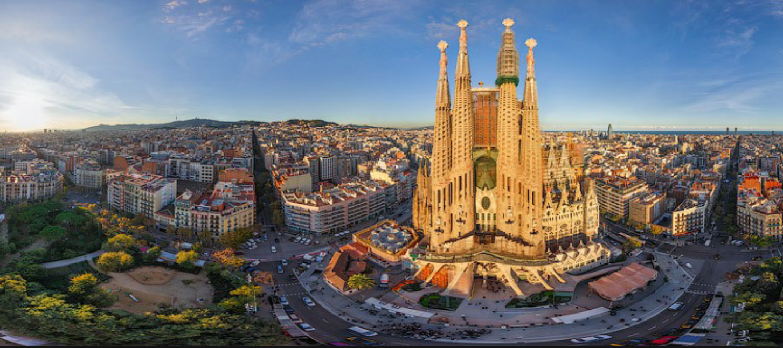 Собор Саграда Фамилия - Барселона