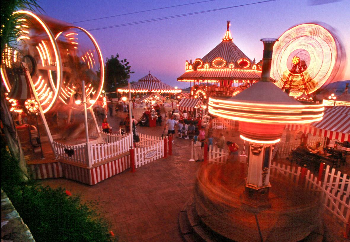Триволи - парк развлечений в Андалусии