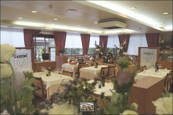 Ресторан L'Arumi приглашает подкрепиться после экскурсии
