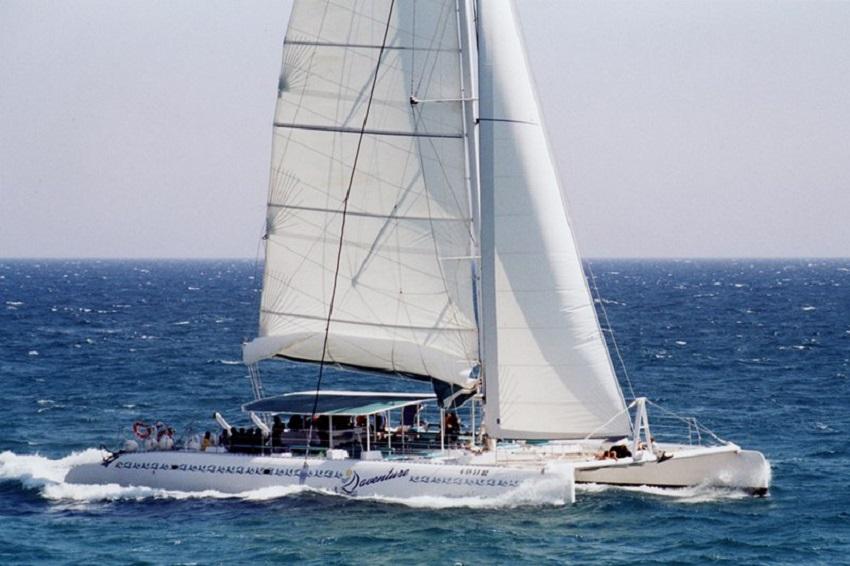 Морская прогулка на Катамаране в Салоу